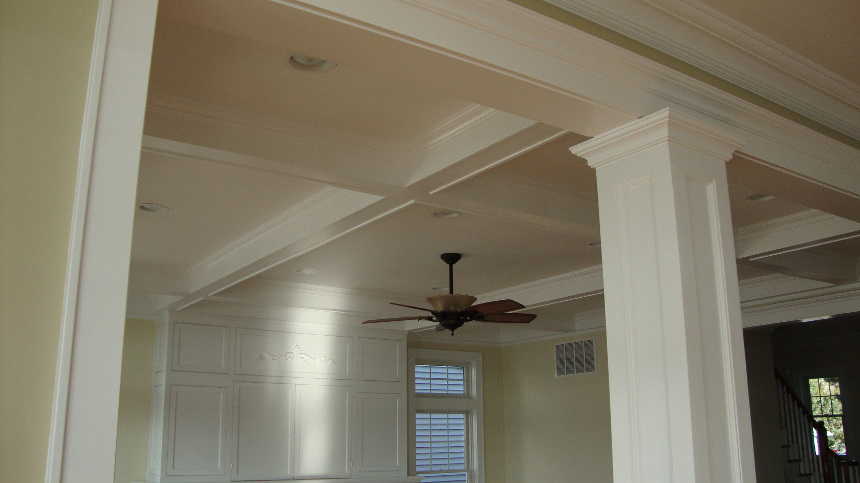 installation ceiling fans