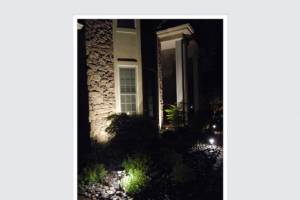 outside walkway lighting