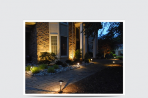 outside low voltage lighting