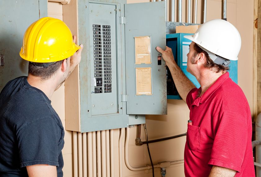 Signs its time for an electrical panel upgrade petersen electric is it worth an electrical panel upgrade and replacing your old electrical panel do you find yourself taking another long walk to the solutioingenieria Image collections