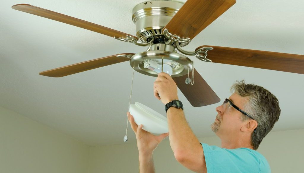 Installing A Ceiling Fan Petersen Electric