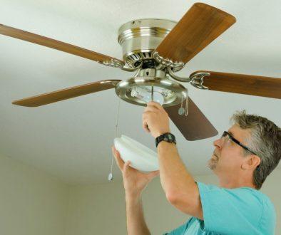 Installing A Ceiling Fan Petersen Electric